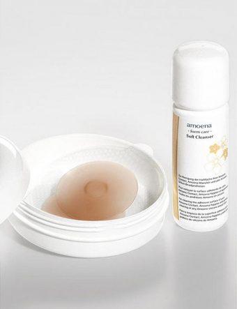 amoena adhesive nipple set
