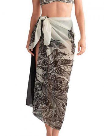 amoena ibiza pareo beach skirt