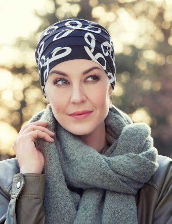 Christine Yoga Turban Classic Bows
