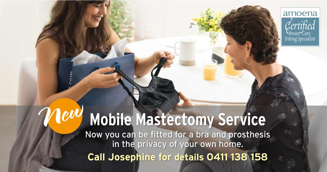 mobile post mastectomy service