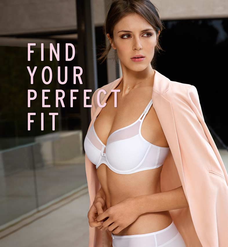 find the perfect fitting bra