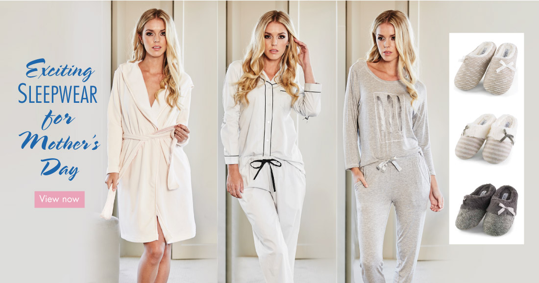 Sleepwear for Mother's Day