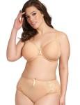 Elomi Amelia bandless moulded bra (nude)